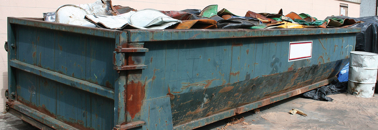 Open Top Roll Off Containers Ri Ma Ct Berger Recycling